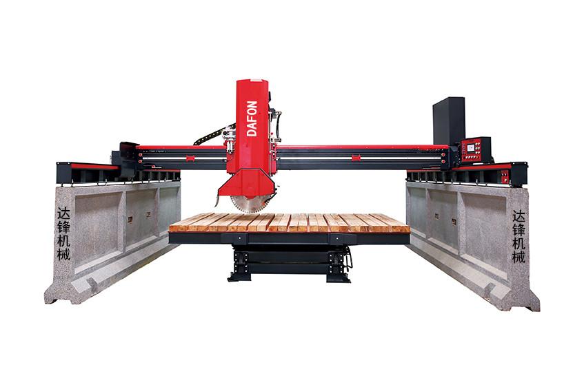 红外线桥式切石机
