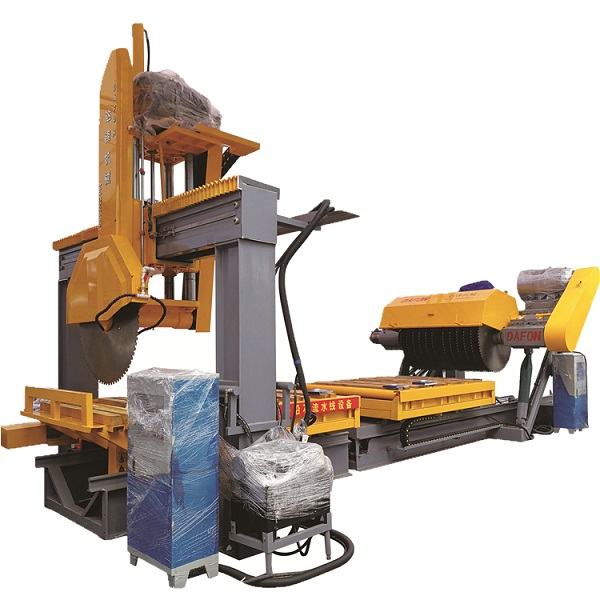 kerb stone cutting machine